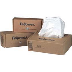 Sacchetti per distruggi documenti Fellowes - 165 lt. - conf. 50