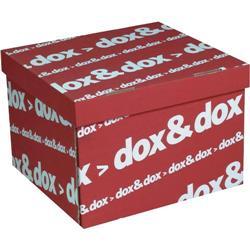 Scatole archivio Dox&Dox - 29x39,5x42 cm - conf. 10 + 2 GRATIS