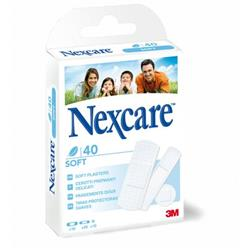 Cerotti Nexcare - Soffice - 40 cerotti - assortito - conf. 40