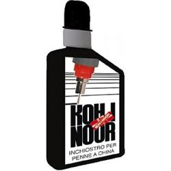 Inchiostro Professional Koh-i-noor - 20 ml - nero