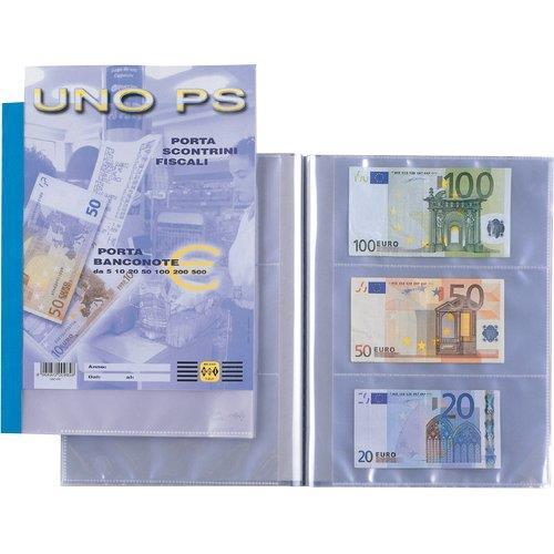 300a758713 Porta scontrini Sei Rota Uno PS - 13 buste - blu - 65446707 ...