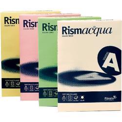 Cartoncino Rismacqua Favini - A3 140 g/mq - avorio - conf. 200