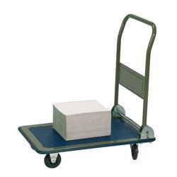 Carrello con pianale RelX - 150 kg