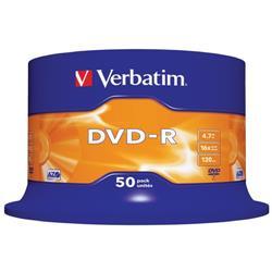 DVD-R Spindle Verbatim - 4,7 Gb - 16x - conf. 50