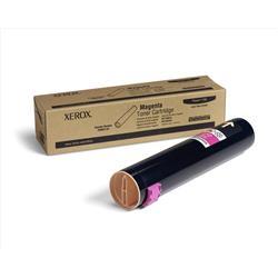 Xerox Laser Toner Cartridge High Yield Page Life 25000pp Magenta Ref 106R01161