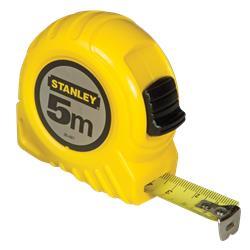 Flessometro Koh-i-noor - 5 m - metallo - giallo