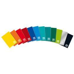 Quaderni A5 One Color  Blasetti - quadretti 4 mm – 40 ff - conf. 10