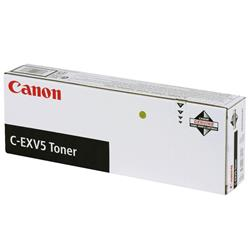 Canon C-EXV 5 Black (Yield 15,000 Pages) Toner Cartridge (Pack of 2)
