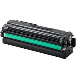 Samsung C505L (Yield 3500 Pages) High Yield Cyan Toner Cartridge for SL-C2620DW/SL-C2670FW Laser Printers