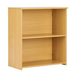 Sonata Premium Bookcase with 1 Shelf - Oak - ZECOBC800OAK
