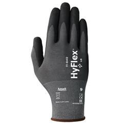 Ansell Hyflex 11-840 Glove Size 7 S Black Ref AN11-840S