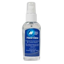 AF Hand-Clene Anti Bacterial Sanitising Gel (50ml)