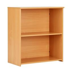 Sonata Premium Bookcase with 1 Shelf - Beech - ZECOBC800BCH