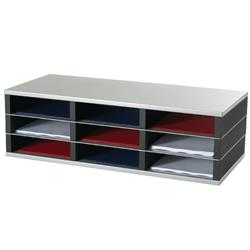 Fast Paper 9 Compartment A4 Mailsorter Ref SK133D135