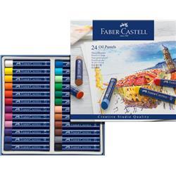 Pastelli a Olio Creative Studio Faber Castell - conf. 24