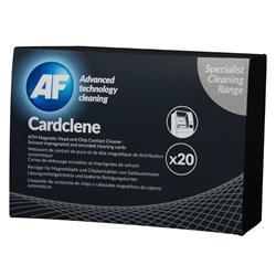 AF Cardclene Cleaning Cards