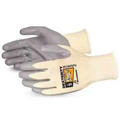 Superior Glove Dexterity Pu Palm-Coated Cut-Resistant Grey 07 Ref SUS13KFGPU07