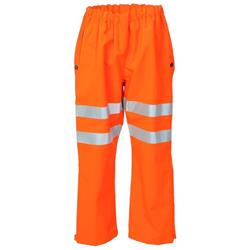 BSeen Gore-Tex Over Trousers Foul Weather XL Orange Ref GTHV160ORXL