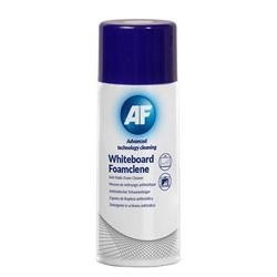 AF (400ml) White Board Foamclene Spray for Conventional Whiteboards