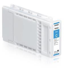 Epson T693200 UltraChrome XD Cyan Ink Cartridge (350ml) for SureColor SC-T3000/SC-T5000/SC-T7000 Large Format Inkjet Printers