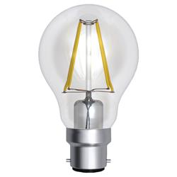 CED 6W 600LM LED Filament Lamp B22 FLBC6