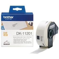 Brother DK11201 Standard White Address Label 29mm x 90mm Ref DK-11201 - Roll of 400