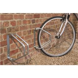 VFM Adjustable Wall Mounted Cycle Rack (3 Pack) 357797