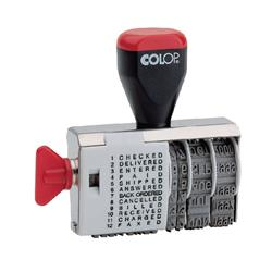 COLOP Dial-A-Phrase Dater 04000WD
