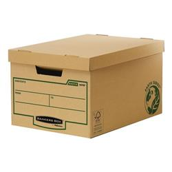 Fellowes Bankers Box Earth Series Standard Storage Box Ref 4470601 [Pack 10] - 2 for 1