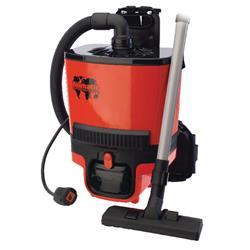Numatic RucSac Backpack Vacuum Cleaner Red RSB.140
