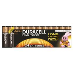 Duracell Plus AA Battery (24 Pack) Ref 81275383