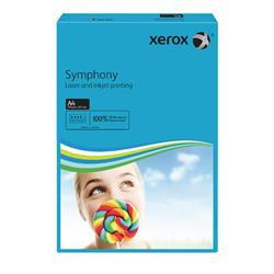 Xerox Copier A4 Symphony Tinted 80gsm Dark Blue (500 Pack) 003R93959