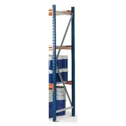 Quickspan 2500X600mm Fully Assembled Blue Frame 379825