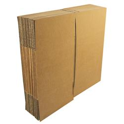 Single Wall Corrugated Dispatch Cartons 381x330x305mm Brown (25 Pack) SC-14