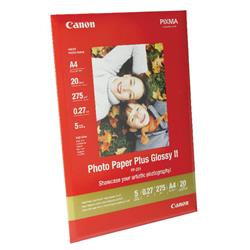 Canon A4 Photo Paper Plus Glossy 260gsm (20 Pack) 2311B019