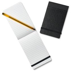Silvine Pocket Notebook Elasticated Stiff Cover 160pp 75gsm 82x127mm Ref 190 - Pack 12