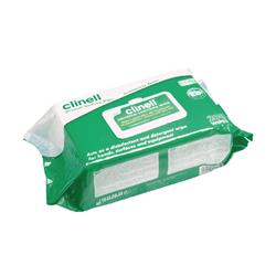 Clinell Universal Sanitising Wipes 200 Sheets (6 Pack) GCW200