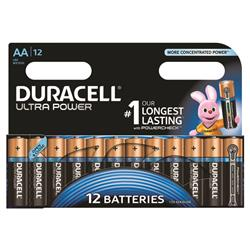 Duracell Ultra Power AA Batteries (12 Pack)