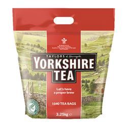 Yorkshire Tea Cup Tea Bag (1040 Pack) 5007