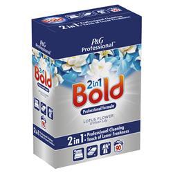 Bold Crystal Rain Washing Powder 5.85kg