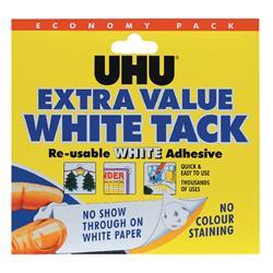 UHU White Tack 100g (6 Pack) 43527