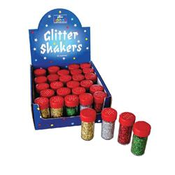 Bright Ideas Assorted Glitter Shakers (30 Pack) BI0549