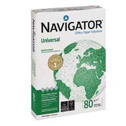 Navigator Universal A4 Paper 80gsm White (2500 Pack) NAVA480