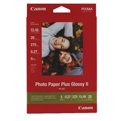 Canon Photo Paper Plus Glossy 13x18cm (20 Pack) 2311B018