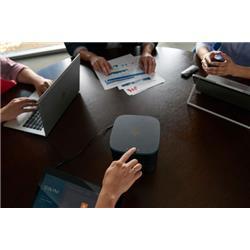 HP Elite Slice G2 7th gen Intel Core i5 i5-7500T 8 GB DDR4-SDRAM 128 GB SSD Black USFF PC
