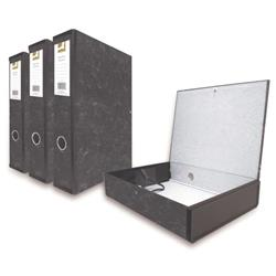 Q-Connect Box File Foolscap Cloud (Pack of 10) Ref KF20012