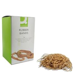 Q-Connect Rubber Bands No.64 88.9 x 6.3mm 500g Ref KF10549
