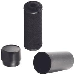 Avery Replacement Ink Roller (5 Pack) Black CASIR5