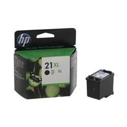 HP 21XL High Yield Black Inkjet Cartridge (475 page capacity) C9351CE