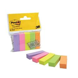 Post-it Page Markers Assorted (500 Pack) 670-5
